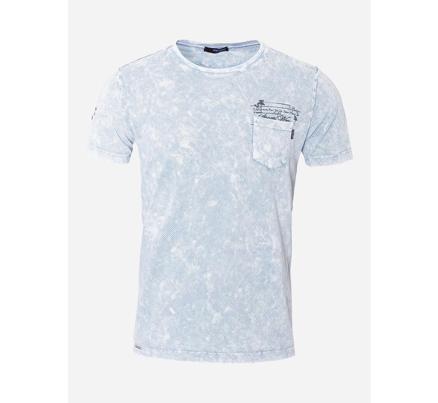 T-Shirt 198 Blue