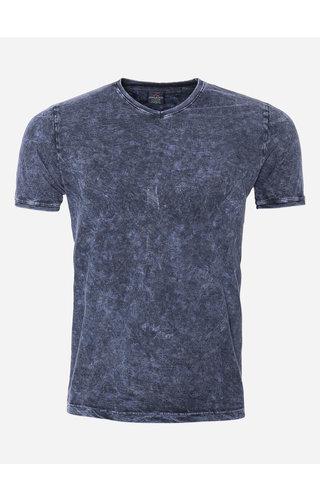 Wam Denim T-Shirt  208 Dark Navy