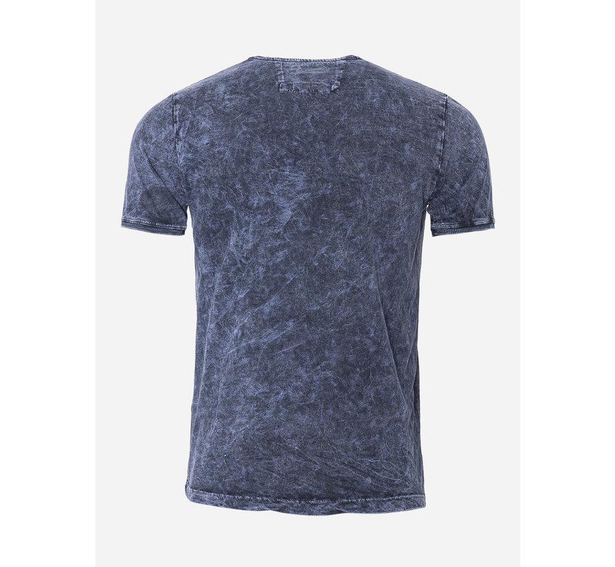 T-Shirt  208 Dark Navy