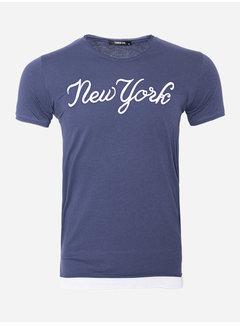 Wam Denim T-Shirt 209 Dark Navy