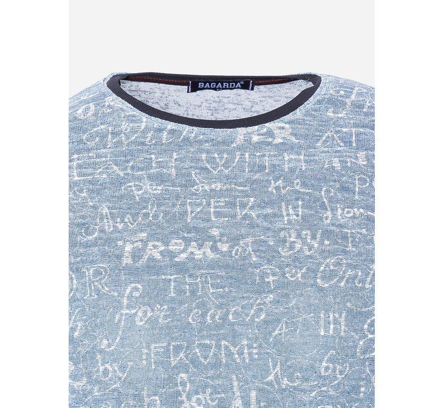 T-Shirt 212 Blue