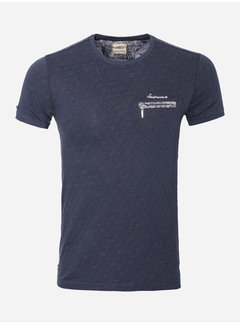 Wam Denim T-Shirt 217 Navy