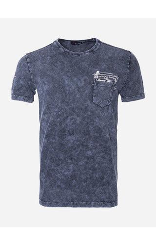 Wam Denim T-Shirt 221 Navy