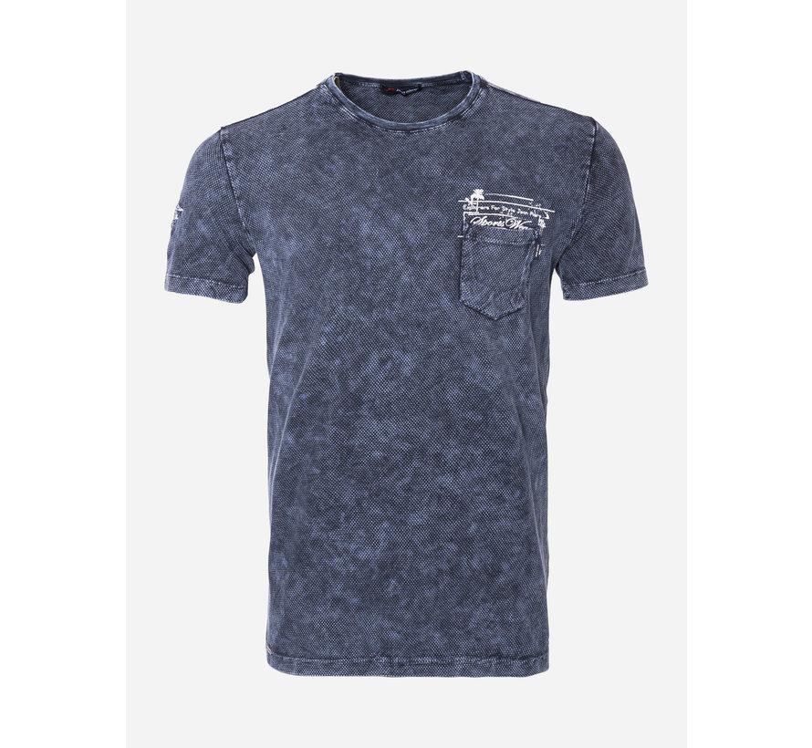 T-Shirt 221 Navy