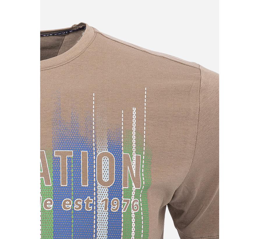 T-Shirt 26 Brown