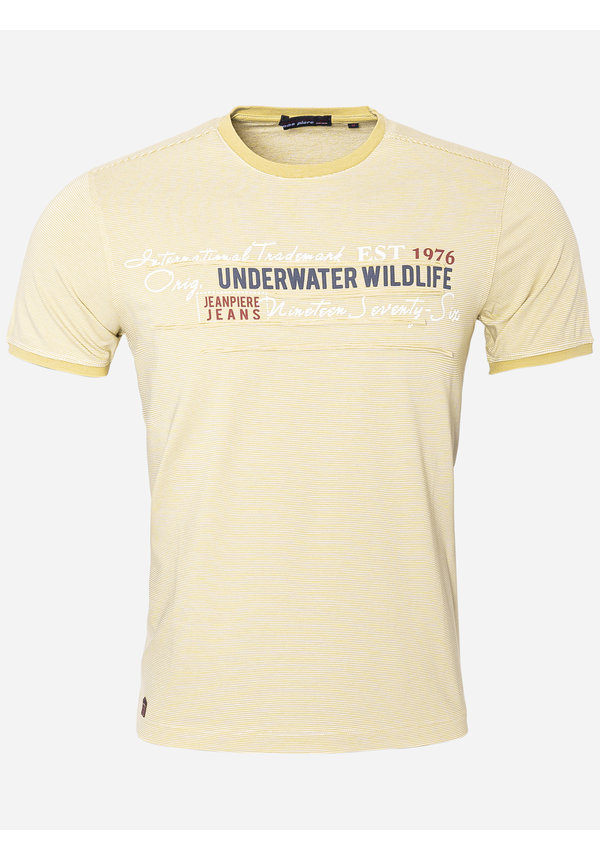 T-Shirt 31 Yellow