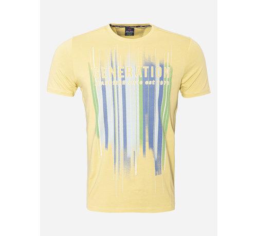 Wam Denim T-Shirt 32 Geel