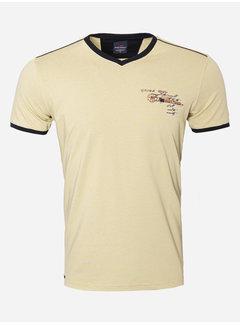 Wam Denim T-Shirt 37 Yellow