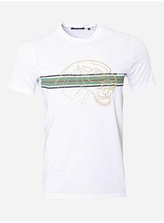 Wam Denim T-Shirt 78 Wit