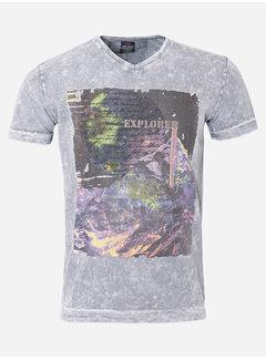 Wam Denim T-Shirt 83 Grey