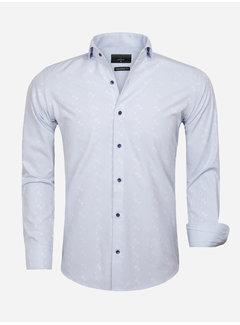 Gaznawi Shirt Long Sleeve 65029 Forli Light Blue