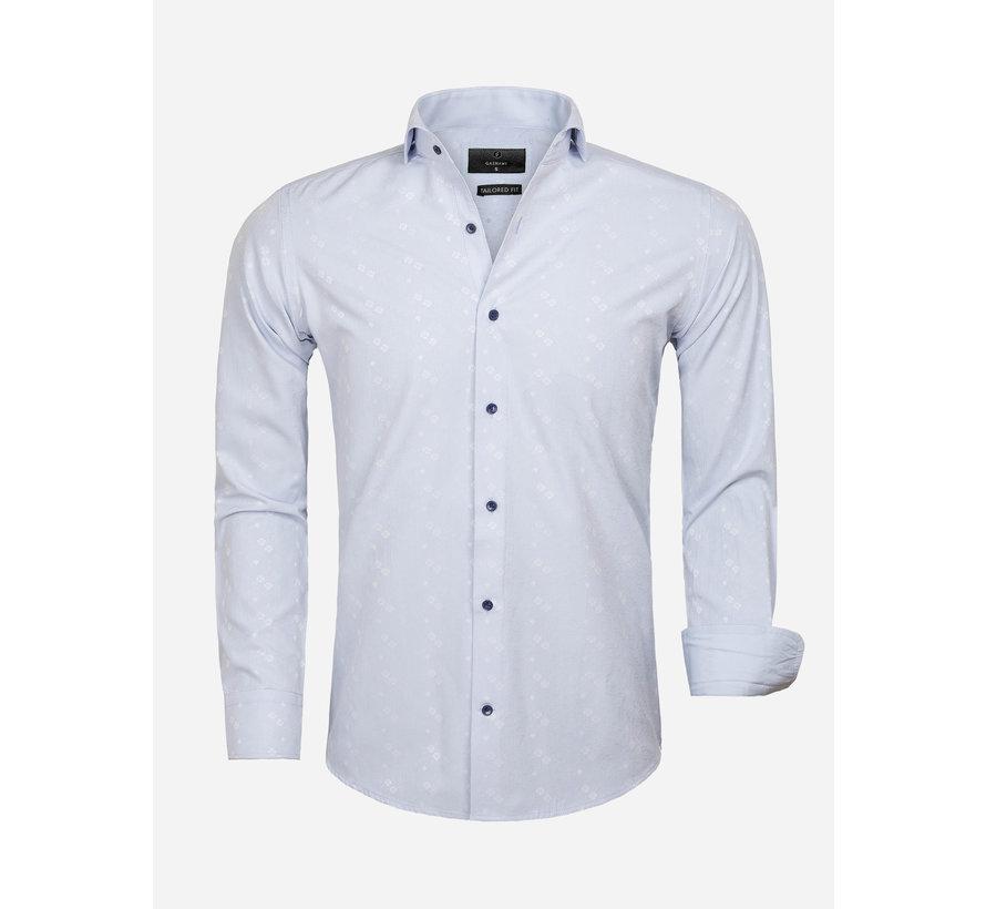 Overhemd Lange Mouw 65029 Forli Light Blue