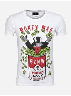 Gaznawi T-Shirt 69102 Peoria White