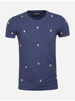 Wam Denim T-Shirt 69107 navy