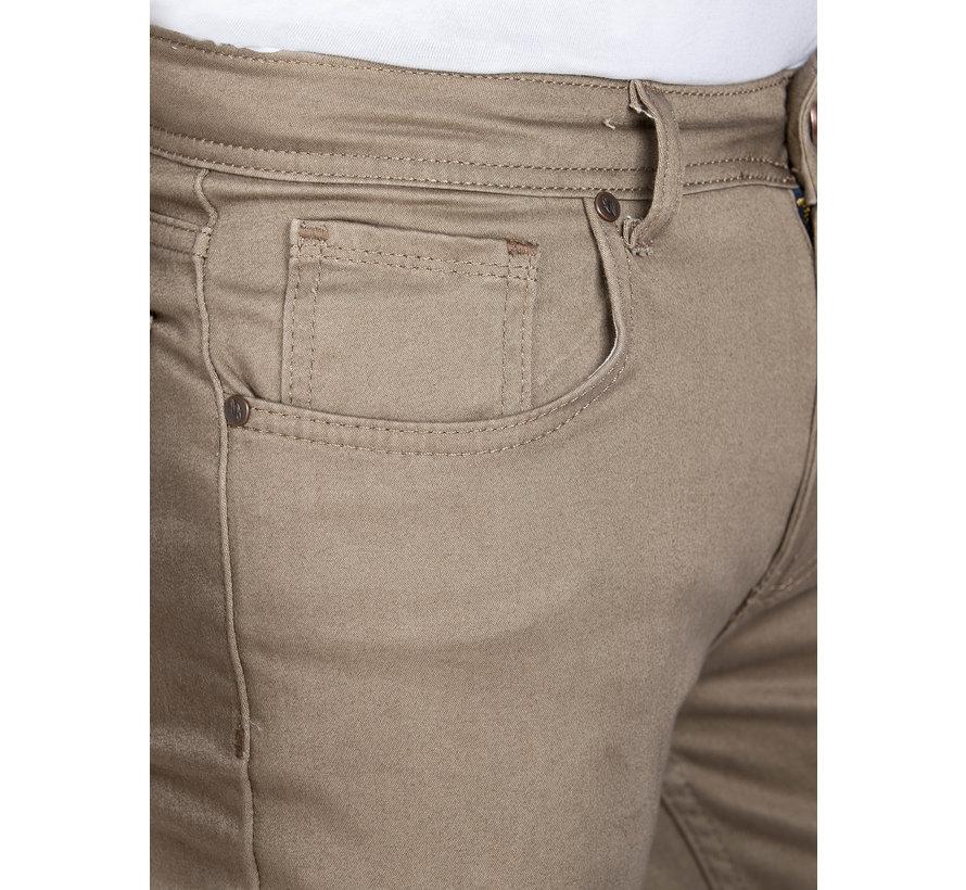 Jeans 68061 Brown L34