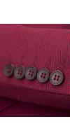 Pantalon 70032 Dark Red