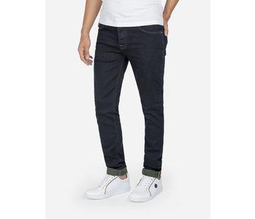 Wam Denim Jeans 72149 Meshil Navy Khaki