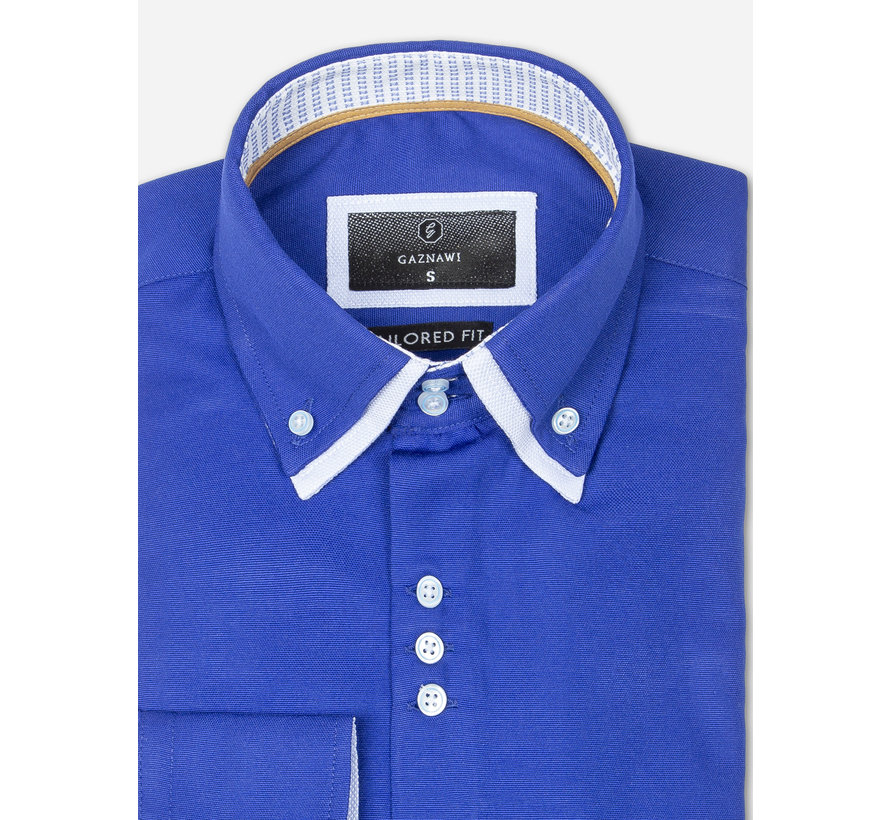 Shirt Long Sleeve 65023 L'Aquila Light Navy