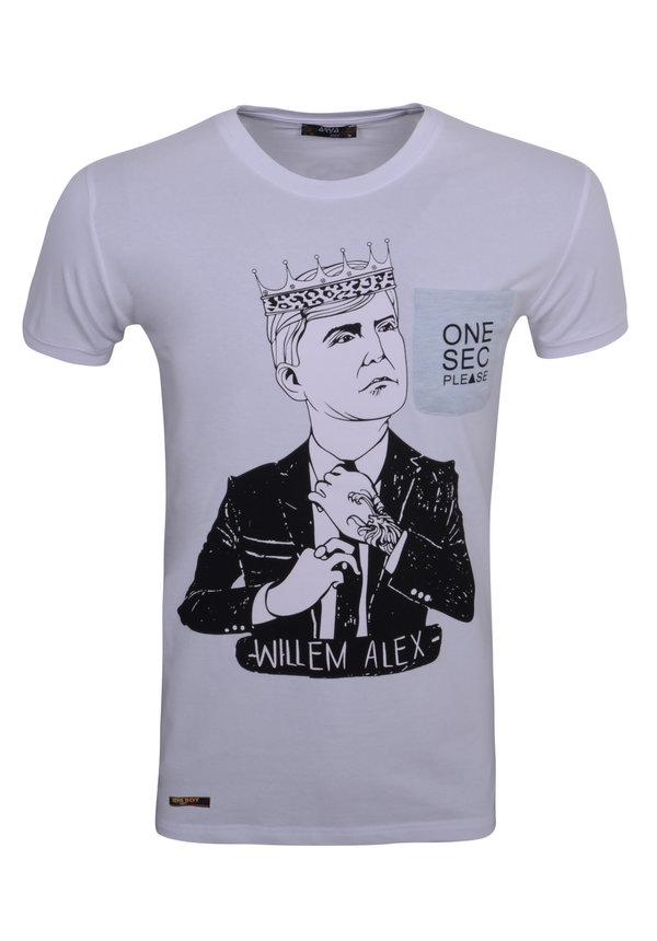 T-Shirt 89124 White