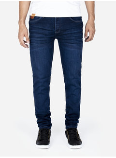 Wam Denim Jeans Shimonka 72150 Navy Petrol