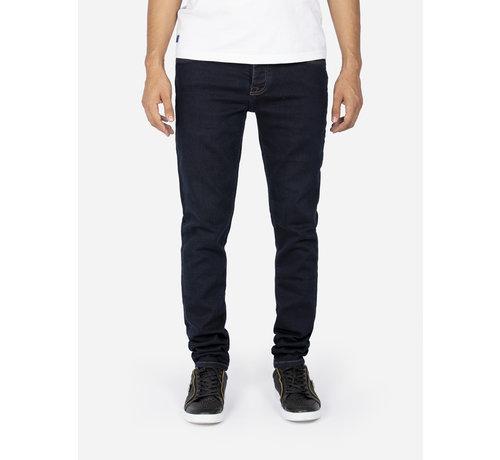 Wam Denim Jeans Kuba 72151 Navy Brown