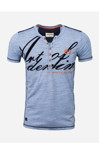T-Shirt Salem Royal Blue