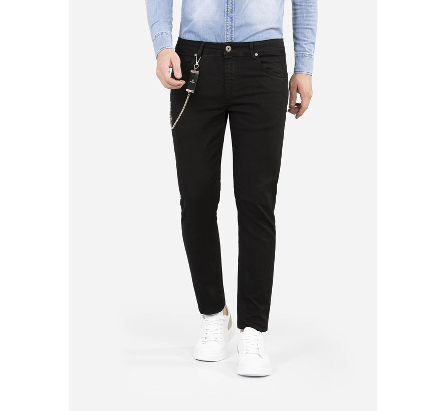 Jeans Somer Black