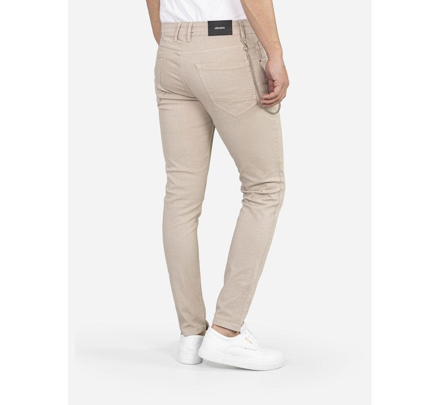 Jeans Somer Beige