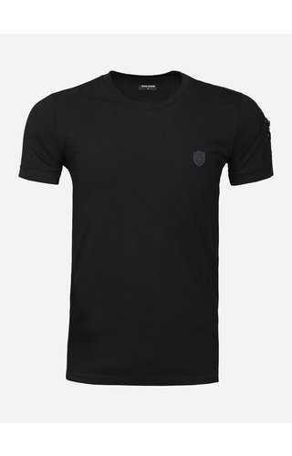 Wam Denim T-Shirt Richmond Black