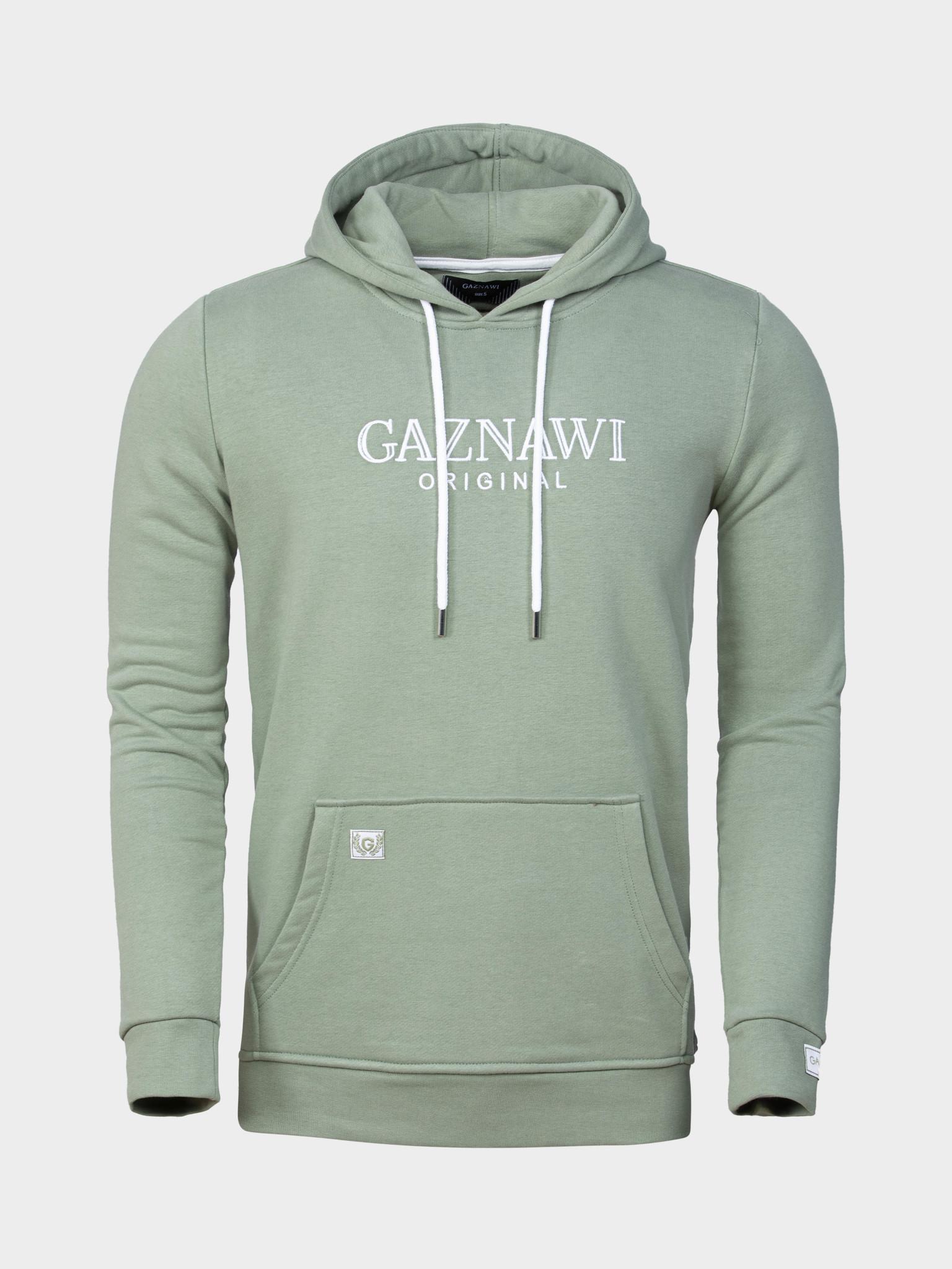 Wam Denim Sweater Philadelphia Green Maat: 4XL