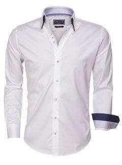 Wam Denim Overhemd 75463 White
