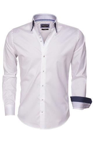 Wam Denim Shirt Longsleeve 75463 White