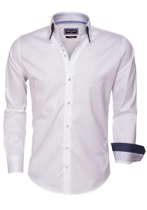 Overhemd 75463 White