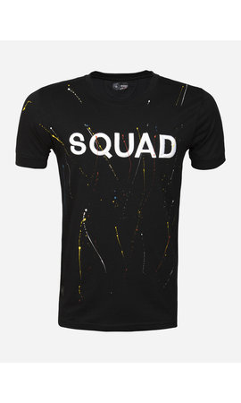 Wam Denim T-Shirt Boudry  Black