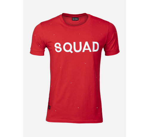 Wam Denim T-Shirt Boudry  Red