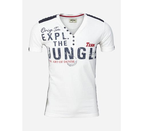 Wam Denim T-Shirt Coppet Off White