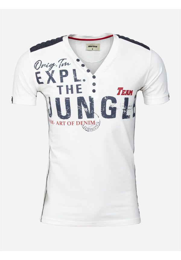 T-Shirt Coppet Off White