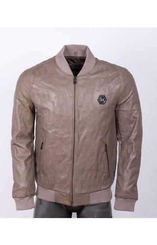 Wam Denim Summer Jacket 91007 Beige