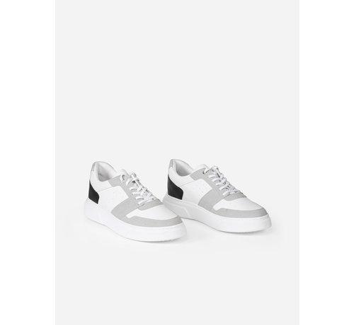 Wam Denim Schoen 447 White Grey