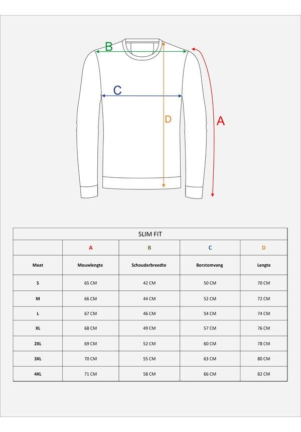 Sweater 76266 Kansas City Navy