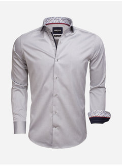 Wam Denim Shirt Long Sleeve 75534 Grey
