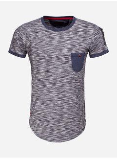 Wam Denim T-Shirt 79393 Navy