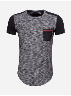Wam Denim T-Shirt 79399 Black