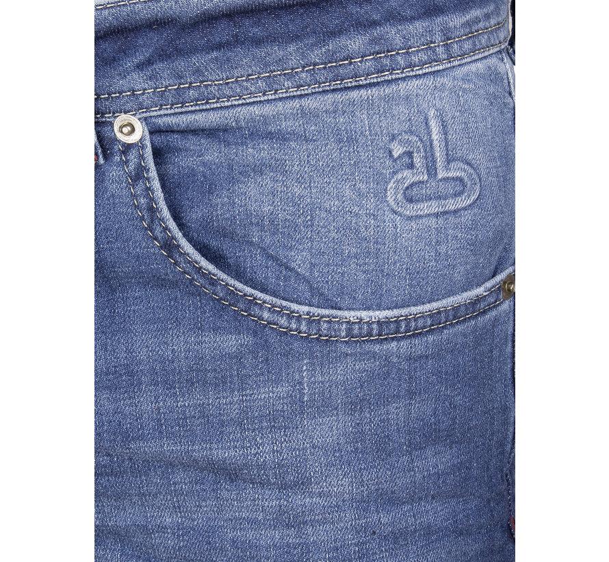 Jeans 82077 Royal Blue