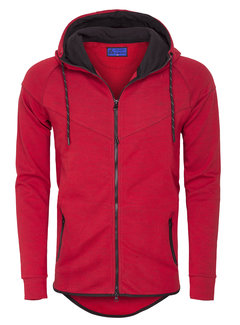 Arya Boy Track Suit 86192 Red