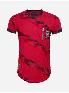 Wam Denim T-Shirt 79405 Red