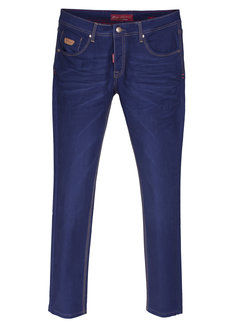 Wam Denim Jeans 92023 Dark Blue