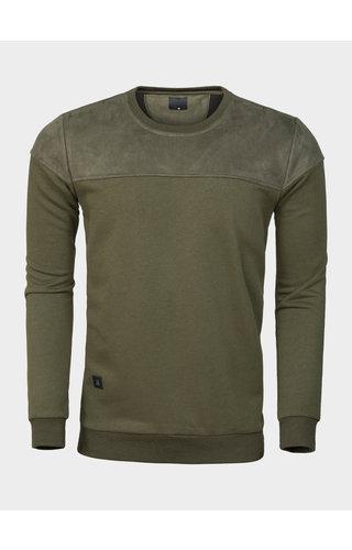 Gaznawi Sweater Wetzikon  Khaki