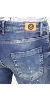 Jeans 82076 Royal Blue