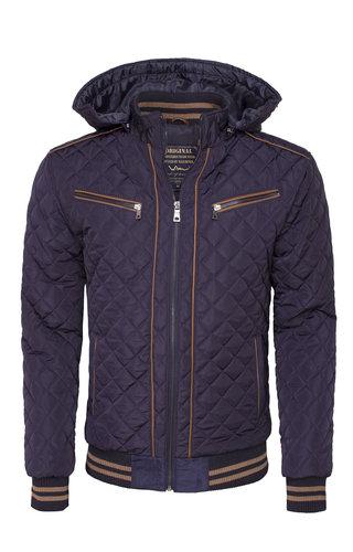 Wam Denim Winter Jacket  71218 Navy